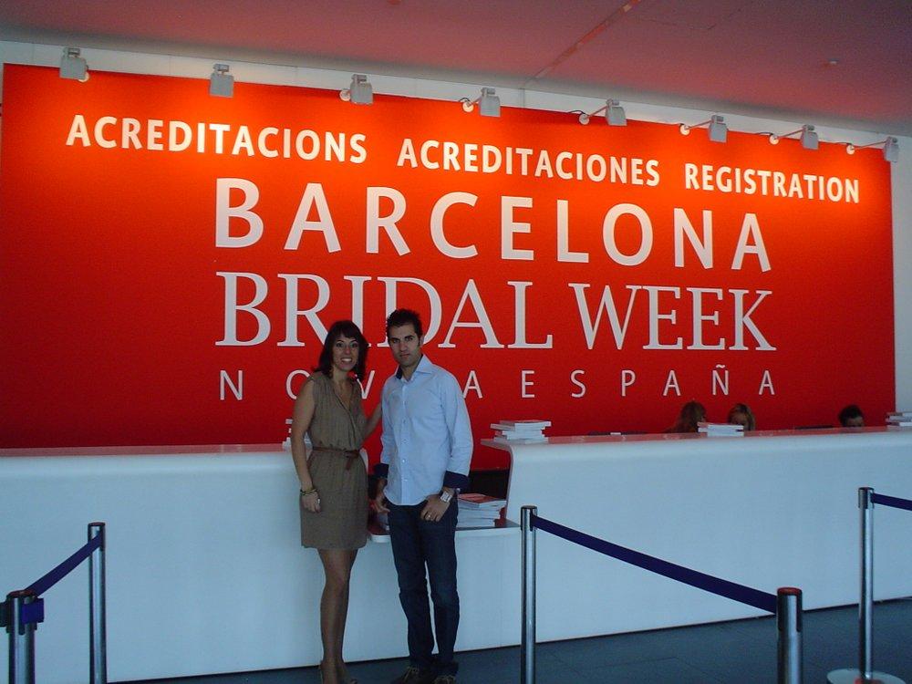 2014. Rumbo a Barcelona