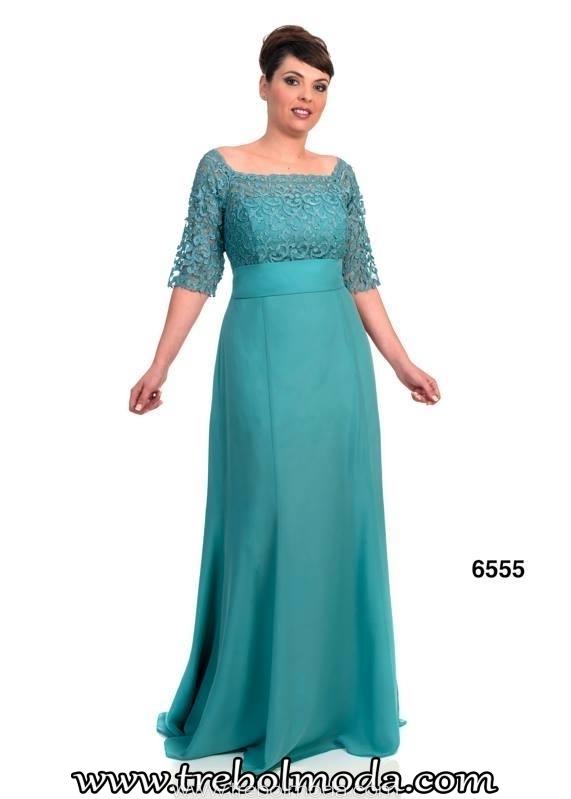vestidos madrina largos - trebol moda